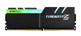GSKILL ジースキル DDR4 3200MHz 16GB×2枚組 F4-3200C16D-32GTZRX F4-3200C16D-32GTZRX