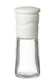 京セラ KYOCERA CM-15N-WH セラミックミル 結晶塩用 ガラス容器 Fine KITCHEN SERIES(ファインキッチンシリーズ)[CM15NWH]