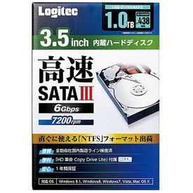 エレコム ELECOM LHD-D1000SAK2 内蔵HDD LHD-DASAK2シリーズ [3.5インチ /1TB][LHDD1000SAK2]