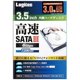 エレコム ELECOM LHD-D3000SAK2 内蔵HDD LHD-DASAK2シリーズ [3.5インチ /3TB][LHDD3000SAK2]