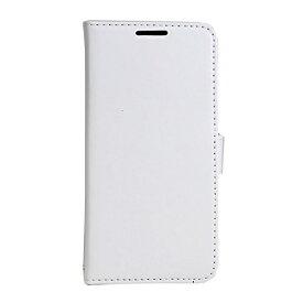 アイキューラボ iQ Labo Galaxy S6用 スタンダード手帳型ケース IQ-GS6ST-WH ホワイト