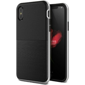 サンクチュアリ Sanctuary iPhone X用 VRS DESIGN High Pro Shield(ハイプロシールド) MIL VR_I8NCSDLHS_SV シルバー