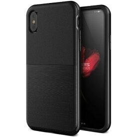 サンクチュアリ Sanctuary iPhone X用 VRS DESIGN High Pro Shield(ハイプロシールド) MIL VR_I8NCSDLHS_MB メタルブラック