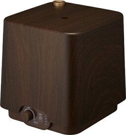 ドウシシャ DOSHISHA KWT-3031 加湿器 PIERIA ダークウッド [超音波式][KWT3031]【加湿器】