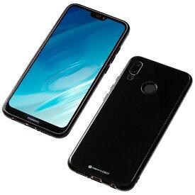 I-O DATA アイ・オー・データ 【ビックカメラグループオリジナル】Huawei P20 lite用 ハイブリッドケースUNIO ブラック