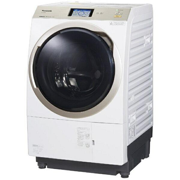パナソニック Panasonic NA-VX9900L-W ドラム式洗濯乾燥機 VXシリーズ クリスタルホワイト [洗濯11.0kg /乾燥6.0kg /ヒートポンプ乾燥 /左開き][NAVX9900L_W]