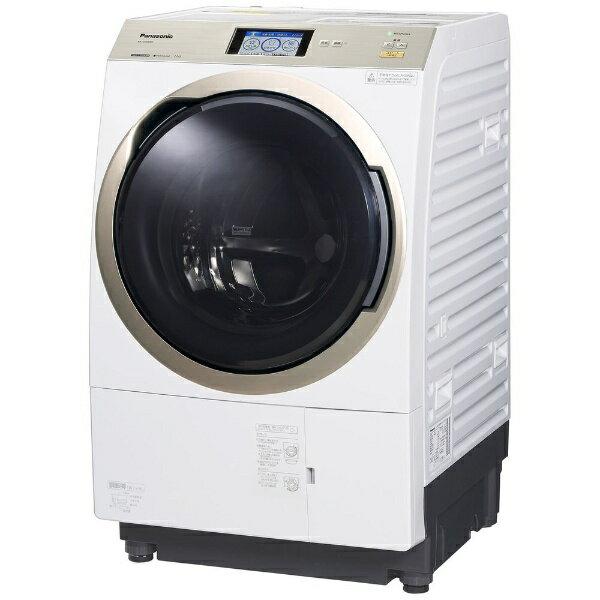 パナソニック Panasonic NA-VX9900R-W ドラム式洗濯乾燥機 VXシリーズ クリスタルホワイト [洗濯11.0kg /乾燥6.0kg /ヒートポンプ乾燥 /右開き][NAVX9900R_W]