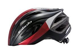 OGK 自転車用 ヘルメット OGK KABUTO カブト(M/Lサイズ:57〜60cm/マットブラックレッド) RECT G-1