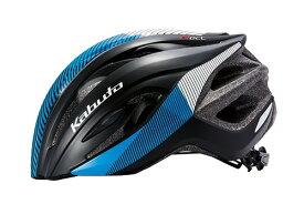 OGK 自転車用 ヘルメット OGK KABUTO カブト(M/Lサイズ:57〜60cm/マットブラックブルー) RECT G-1