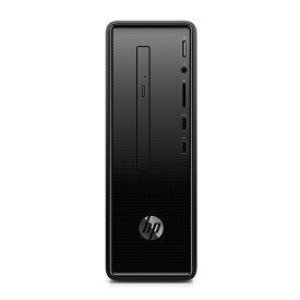 HP ヒューレット・パッカード 3JV83AA-AAAA デスクトップパソコン Slim ダークブラック [モニター無し /HDD:1TB /メモリ:8GB /2018年9月][3JV83AAAAAA]【point_rb】