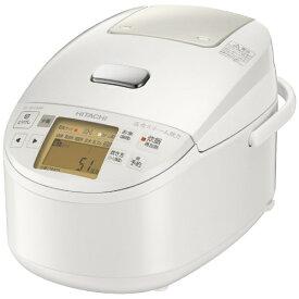 日立 HITACHI RZ-BX100M-W 炊飯器 パールホワイト [5.5合 /圧力IH][RZBX100M]【point_rb】