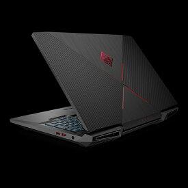 HP エイチピー 4ME12PA-AAAA ゲーミングノートパソコン OMEN シャドウブラック / ドラゴンレッド [17.3型 /intel Core i7 /HDD:1TB /SSD:512GB /メモリ:16GB /2018年9月モデル][17.3インチ 新品 windows10 4ME12PAAAAA]