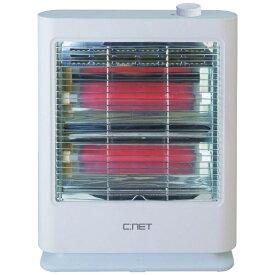 シィーネット C:NET CEH104 電気ストーブ ホワイト[CEH104]