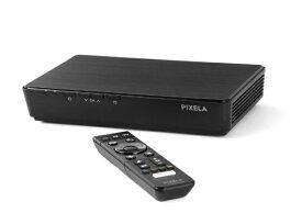 ピクセラ PIXELA PIX-SMB400 4Kチューナー 4K Smart Tuner [Google アシスタント対応][PIXSMB400]
