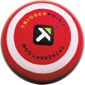 トリガーポイント TRIGGERPOINT TRIGGERPOINT MBXマッサージボール(直径6.5cm・硬質タイプ/レッド) 04421