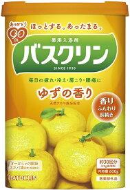 バスクリン BATHCLIN ゆずの香り [入浴剤]【rb_pcp】