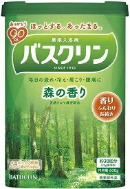 バスクリン BATHCLIN 森の香り [入浴剤]【rb_pcp】