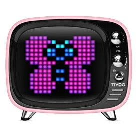 DIVOOM ディブーム ブルートゥース スピーカー DIV-TIVOO-PK ピンク [Bluetooth対応][DIVTIVOOPK]