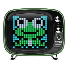 DIVOOM ディブーム ブルートゥース スピーカー DIV-TIVOO-GR グリーン [Bluetooth対応][DIVTIVOOGR]