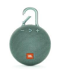 JBL ジェイビーエル ブルートゥース スピーカー JBLCLIP3TEAL ティール [Bluetooth対応 /防水][JBLCLIP3TEAL]