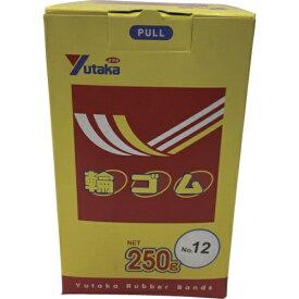 ユタカメイク YUTAKA ユタカメイク 輪ゴム箱入り #12 250g