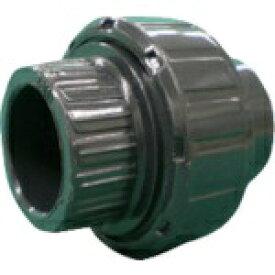 積水化学工業 SEKISUI エスロン コンパクト型ユニオン継手 PVC/EPDM TS式 25A