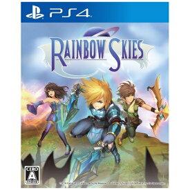 日本一ソフトウェア Nippon Ichi Software Rainbow Skies【PS4】