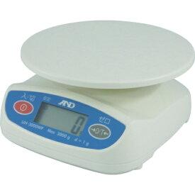 A&D エー・アンド・デイ A&D 防塵・防水デジタルはかり UH3000WP