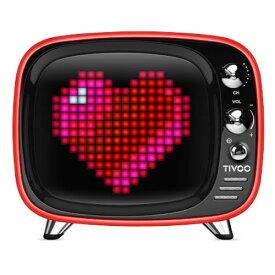 DIVOOM ディブーム ブルートゥース スピーカー DIV-TIVOO-RD レッド [Bluetooth対応][DIVTIVOORD]