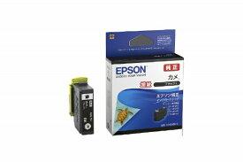 エプソン EPSON KAM-BK-L 純正プリンターインク Colorio(カラリオ) ブラック(増量)[プリンターインク カメ KAMBKL]【wtcomo】