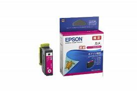 エプソン EPSON KAM-M-L 純正プリンターインク カメ マゼンタL(増量)[プリンターインク カメ KAMML]【wtcomo】