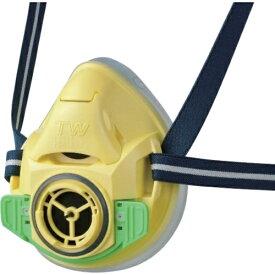 重松製作所 SHIGEMATSU WORKS シゲマツ 防毒マスク・防じんマスク TW01SC イエロー M