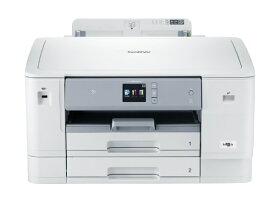 ブラザー brother カラーインクジェットプリンター FIRSTTANK ホワイト HL-J6000CDW [L判〜A3][ハガキ 印刷 プリンター][HLJ6000CDW]