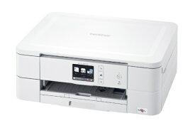 ブラザー brother DCP-J577N インクジェット複合機 PRIVIO(プリビオ) ホワイト [L判〜A4][DCPJ577N]【プリンタ】