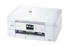 ブラザー brother DCP-J978N-W インクジェット複合機 PRIVIO(プリビオ) ホワイト [L判〜A4][DCPJ978NW]【プリンタ】