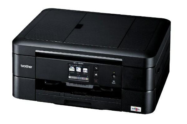 ブラザー brother MFC-J898N インクジェット複合機 PRIVIO(プリビオ) ブラック [L判〜A4][MFCJ898N]【プリンタ】