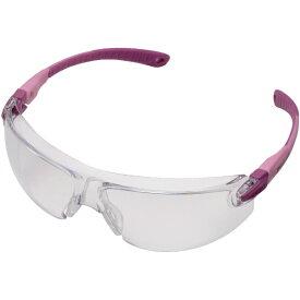 ミドリ安全 MIDORI ANZEN ミドリ安全 小顔用タイプ保護メガネ VS−103F ピンク