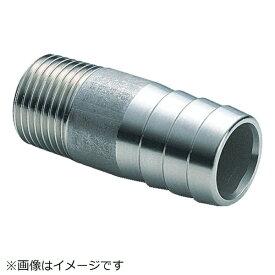 フローバル FLOBAL フローバル 丸ホースニップル(SUS304TP) 04100471