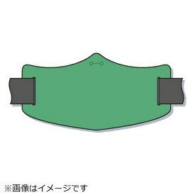 つくし工房 TSUKUSHI KOBO つくし e腕章 緑無地 ロングゴムバンド付