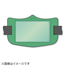 つくし工房 TSUKUSHI KOBO つくし e腕章 透明ポケット付き 緑 ロングゴムバンド付