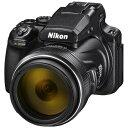 ニコン Nikon コンパクトデジタルカメラ COOLPIX(クールピクス) P1000 ブラック[P1000]