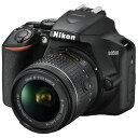 ニコン Nikon D3500 デジタル一眼レフカメラ ブラック [ズームレンズ][D3500LK]