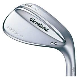 クリーブランド Cleveland GOLF ウェッジ RTX 4 ツアーサテン ウエッジ 56.0°(♯SW相当)《N.S.PRO 950GH スチールシャフト》S【LOWソールグラインド】
