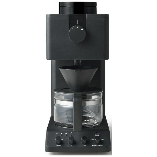 ツインバード TWINBIRD CM-D457B コーヒーメーカー [全自動][CMD457B]