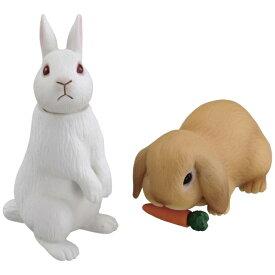 タカラトミー TAKARA TOMY アニア AS-34 ウサギ(日本白色種&ロップイヤー)