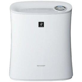 シャープ SHARP FU-J30-W 空気清浄機 ホワイト系 [適用畳数:10畳 /PM2.5対応][FUJ30]