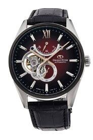 オリエント時計 ORIENT オリエントスター(OrientStar)コンテンポラリー「スリムスケルトン」 RK-HJ0004R