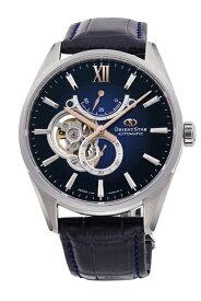 オリエント時計 ORIENT オリエントスター(OrientStar)コンテンポラリー「スリムスケルトン」 RK-HJ0005L