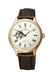オリエント時計 ORIENT オリエントスター(OrientStar)クラシック「クラシックセミスケルトン」 RK-ND0003S