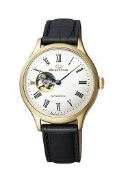 オリエント時計 ORIENT オリエントスター(OrientStar)クラシック「クラシックセミスケルトン」 RK-ND0004S